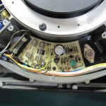 LUXMAN(ラックスマン) PD-121 OH前 電源回路基板
