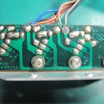 LUXMAN(ラックスマン) PD-121 OH前 ドライブ回路基板
