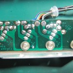 LUXMAN(ラックスマン) PD-121 OH後 ドライブ基板