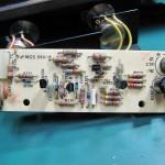 LUXMAN(ラックスマン) PD-121 OH後 ストロボライト点灯基板