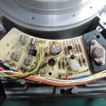LUXMAN(ラックスマン) PD-121 OH後 電源回路基板