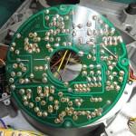 LUXMAN(ラックスマン) PD-121 OH後 制御基板