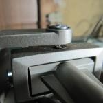 DENON(デンオン) DP-60 アームピポット部 修理前