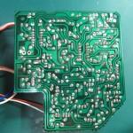 DENON(デンオン) DP-60 制御回路基板 半田面 オーバーホール後