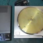 Technics(テクニクス) SP-10mk3 オーバーホール前