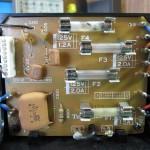 Technics(テクニクス) SP-10mk3 溶断したヒューズ