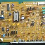 Technics(テクニクス) SP-10mk3 ドライブ回路基板 部品面 オーバーホール前