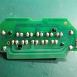 Technics(テクニクス) SP-10mk3 ストロボ回路基板 半田面 オーバーホール前
