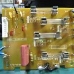 Technics(テクニクス) SP-10mk3 ヒューズ回路基板 部品面 オーバーホール後