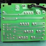 Technics(テクニクス) SP-10mk3 ヒューズ回路基板 半田面 オーバーホール後