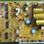 Technics(テクニクス) SP-10mk3 電源・オペレーション回路基板 部品面 オーバーホール後