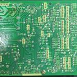 Technics(テクニクス) SP-10mk3 電源・オペレーション回路基板 半田面 オーバーホール後