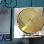Technics(テクニクス) SP-10 mk3 オーバーホール前