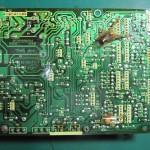 Technics(テクニクス) SP-10 mk3  オペレーション・電源回路基板 半田面 オーバーホール前