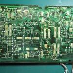 Technics(テクニクス) SP-10 mk3  コントロール回路基板 半田面 オーバーホール前
