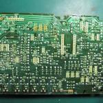 Technics(テクニクス) SP-10 mk3  ドライブ回路基板 半田面 オーバーホール前