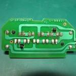 Technics(テクニクス) SP-10 mk3  ストロボインジケーター回路基板 半田面 オーバーホール前