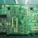 Technics(テクニクス) SP-10 mk3  オペレーション回路基板 半田面 オーバーホール後