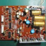 Technics(テクニクス) SP-10 mk3  オペレーション・電源回路基板 部品面 オーバーホール後