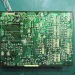 Technics(テクニクス) SP-10 mk3  オペレーション・電源回路基板 半田面 オーバーホール後