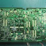 Technics(テクニクス) SP-10 mk3  コントロール回路基板 半田面 オーバーホール後
