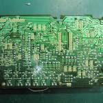 Technics(テクニクス) SP-10 mk3  ドライブ回路基板 半田面 オーバーホール後