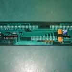 Technics (テクニクス) SP-10mk2 中継部プリント基板 半田面 オーバーホール前