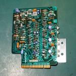 Technics (テクニクス) SP-10mk2 駆動部プリント基板 部品面 オーバーホール前