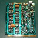 Technics (テクニクス) SP-10mk2 論理部プリント基板 部品面 オーバーホール前