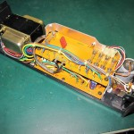 Technics (テクニクス) SP-10mk2 電源部 オーバーホール前