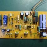 Technics (テクニクス) SP-10mk2 電源部プリント基板 部品面 オーバーホール前
