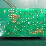 Technics (テクニクス) SP-10mk2 電源部プリント基板 半田面 オーバーホール前