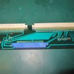 Technics (テクニクス) SP-10mk2 中継部プリント基板 部品面 オーバーホール後