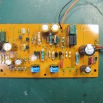 Technics (テクニクス) SP-10mk2 電源部プリント基板 部品面 オーバーホール後