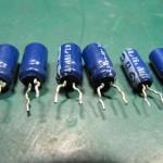Technics (テクニクス) SP-15 液漏れ・酸化したコンデンサ