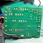 Technics (テクニクス) SP-10mk3 ヒューズ回路基板 半田面 オーバーホール前