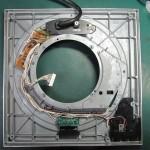Technics (テクニクス) SP-10mk3 本体内部 オーバーホール後