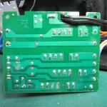 Technics (テクニクス) SP-10mk3 ヒューズ回路基板 半田面 オーバーホール後