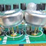 Technics (テクニクス) SP-10mk2 接触している半固定抵抗器