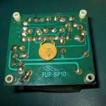 Technics (テクニクス) SP-10 電源回路基板 半田面 オーバーホール前