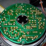Technics (テクニクス) SP-10 駆動回路基板 半田面 オーバーホール前