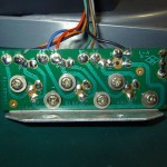 Technics (テクニクス) SP-10 駆動トランジスタ基板 半田面 オーバーホール後