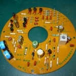 Technics (テクニクス) SP-10 駆動回路基板 部品面 オーバーホール後