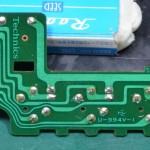 Technics (テクニクス) SP-10mk3 スピードセレクト回路基板 部品面 オーバーホール後