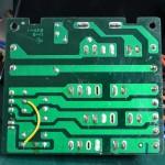 Technics (テクニクス) SP-10mk3 電源ヒューズ回路基板 半田面 オーバーホール前