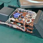 Technics (テクニクス) SP-10mk3 コントロール部内部 オーバーホール前