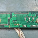 Technics (テクニクス) SP-10mk3 コネクション回路基板 半田面 オーバーホール前