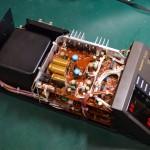 Technics (テクニクス) SP-10mk3 コントロール部内部 オーバーホール後
