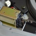 Technics (テクニクス) SP-10mk2 電源ブレーキソレノイド オーバーホール前