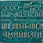 Technics (テクニクス) SP-10mk2 論理部回路基板 半田面 オーバーホール前